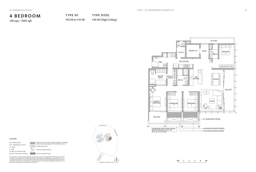 riviere-condo-floor-plan-4-bedroom-type-d1